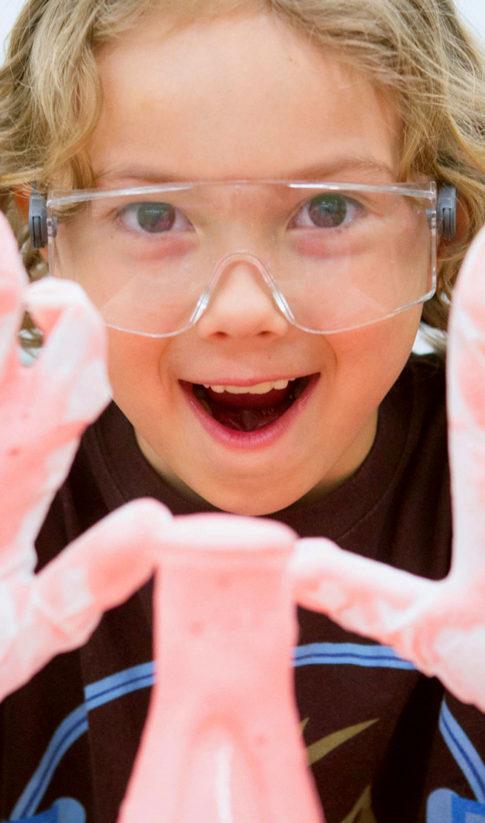 Texture, activité de la boite a science